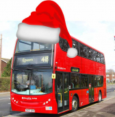 Quality Line Bus Time Tables over Christmas & New Year @EpsomCoachesGro