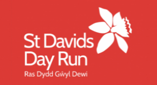 Take part in a St David's Day Run for Cancer Research Wales