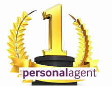 The Personal Agent do it again! No 1 with RightMove for second year