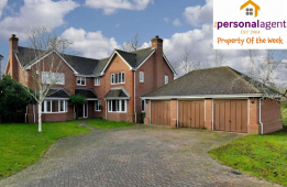 Property of the Week – 5 Bed Detached House – Mckenzie Way #Epsom #Surrey @PersonalAgentUK