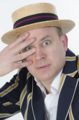 Tim Vine hosts The Comedy Night for @Childrens_Trust #Tadworth