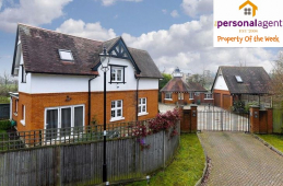 Property of the Week – 4 Bed Detached House with Separate Annexe – Grove Close #Epsom #Surrey @PersonalAgentUK