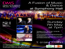 The Stars sign up to perform at  'A Fusion of Music & Dance'
