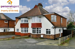 Property of the Week – 4 Bed Semi - Detached House – Hazlemere Gardens #WorcesterPark #Surrey @PersonalAgentUK