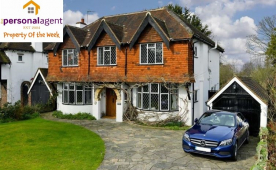 Property of the Week – 5 Bedroom House – The Green #Epsom #Surrey @PersonalAgentUK