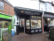 Exquisite jewellery  and watches in Brighton - Introducing James Ross Jewellers of Station Road