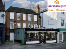 Property of the Week – 1 Bedroom Apartment – South Street #Epsom #Surrey @PersonalAgentUK