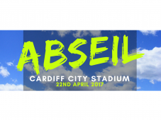 Abseil the iconic Cardiff City Stadium for Cancer Research Wales
