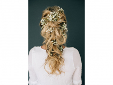 Want your hair to look fabulous on your wedding day?
