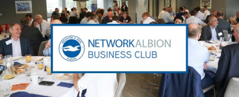 network, albion, business, club, logo - breakfast networking Brighton and Hove