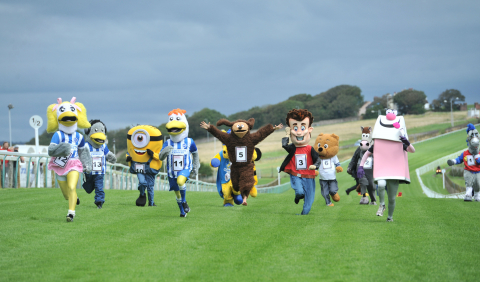 brighton, family, fun, day at Brighton Racecourse