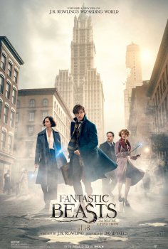 fantastic beasts and where to find them, walsall, november, 2016, film, light cinema