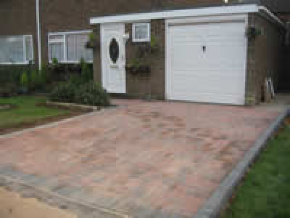 St Neots Driveways Part Of St Neots Fencing St Neots