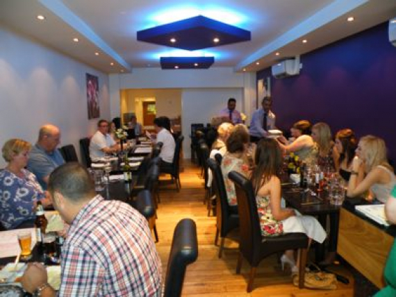 Indian Restaurant Bromsgrove