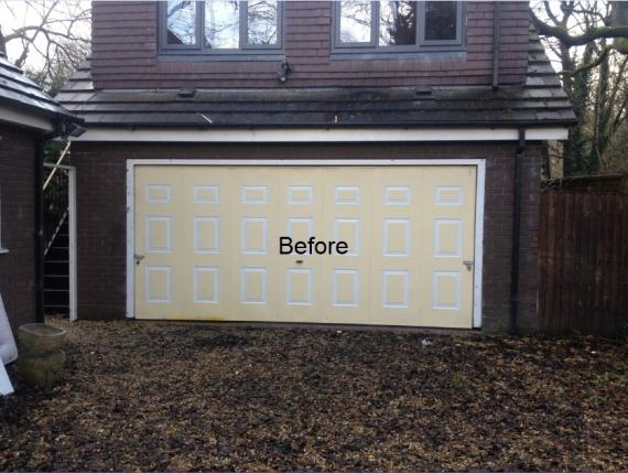 Bury Garage Door Centre Bury