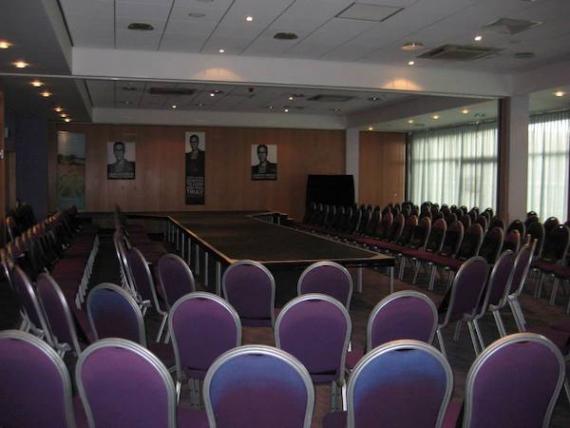 Nantwich Football Club Room Hire