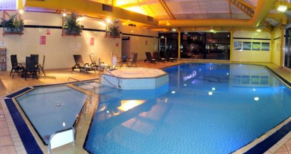 Revive leisure club holiday inn telford telford and wrekin - Shrewsbury hotels with swimming pools ...