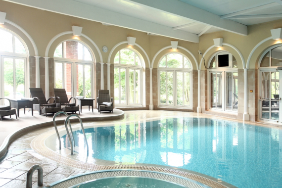 Moor hall hotel spa sutton coldfield Swimming pool sutton coldfield