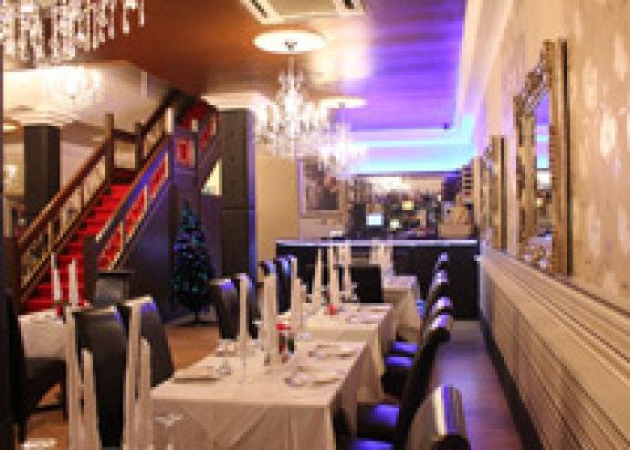 Everest dine leicester for Cuisine of india wigston
