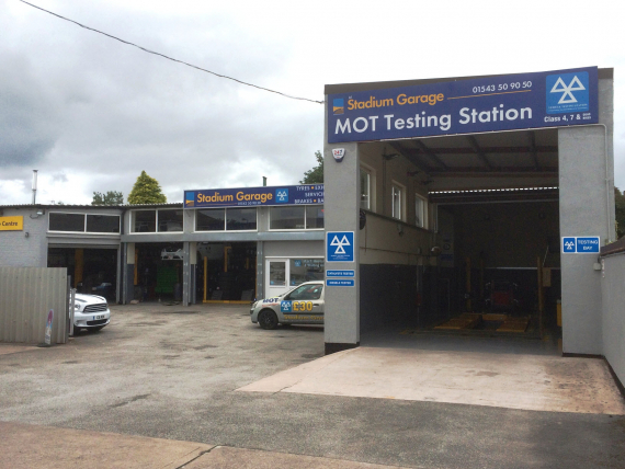 Car Repair Garages In Tamworth