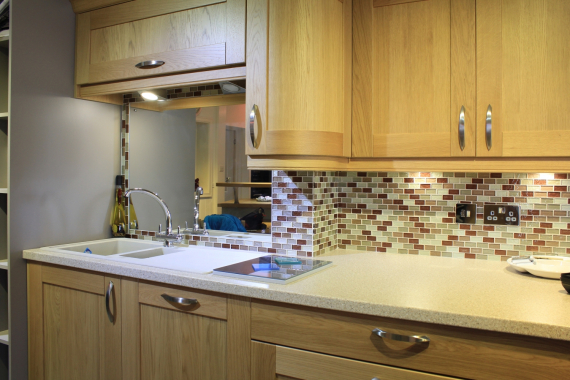 Russ Deacon Home Improvements Kitchen Showroom Eastbourne