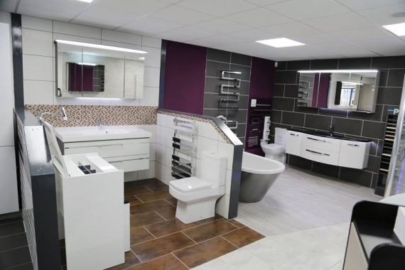 Infini kitchen bathrooms wolverhampton for Best bathrooms rugeley