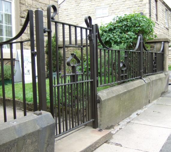 Lamberton Wrought Iron Design Bury