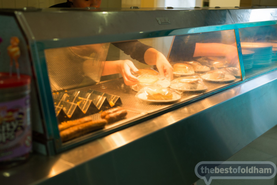 Betty 39 s fish and chip shop oldham for Bettys fish and chips