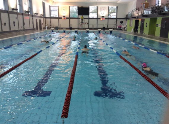 Cannock Chase Leisure Centre Gym Swim Fitness Classes Cannock