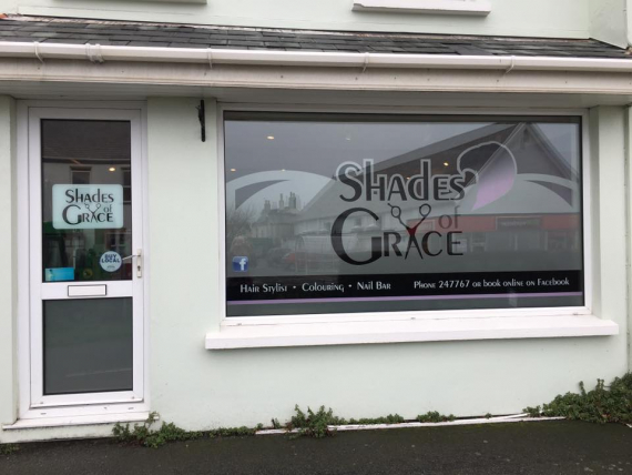 Shades Of Grace Guernsey