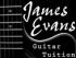James Evans Guitar Tuition