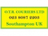 O.T.R. Couriers Ltd - Couriers Southampton