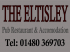 The Eltisley Pub Restaurant just outside St Neots