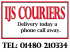 IJS Couriers of St Neots
