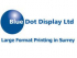 Blue Dot Display