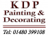 KDP Painting & Decorating