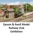 Epsom & Ewell Model Railway Club Annual Exhibition #modelrailways