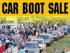 Car Boot Sale - Broadwater Community Association