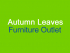 Autumn Leaves Furniture