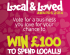 Win a £100.00 for telling us who the best business in Coventry is..!