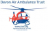 Devon Air Ambulance Prize Draw tops £500,000