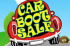 BUMPER CHARITY CAR BOOT SALE