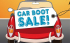 ACTIVE CHARITY CAR BOOT SALE - LA MARE DE CARTERET