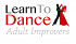 Adult Improvers Ballroom and Latin American Dance Classes