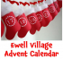 Ewell Advent Calendar @ewellvillage #christmas