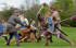 VIKINGS OF MIDDLE ENGLAND at Rockingham Castle