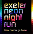 Exeter Neon Night Run