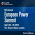 Platts 6th Annual European Power Summit