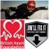 Jim fixes it to freefall for his mate and the British Heart Foundation