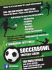 Soccer Bowl a new 6 a side football for under 16s at Eastbourne sports park